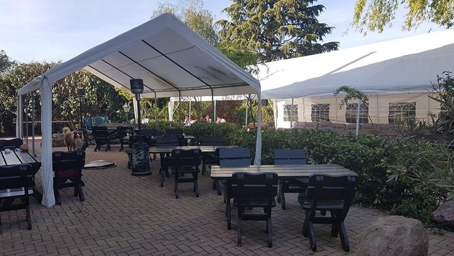 Events und Feiern im Biergarten Gaggenau - Pizzaria Winkler Hofstüble