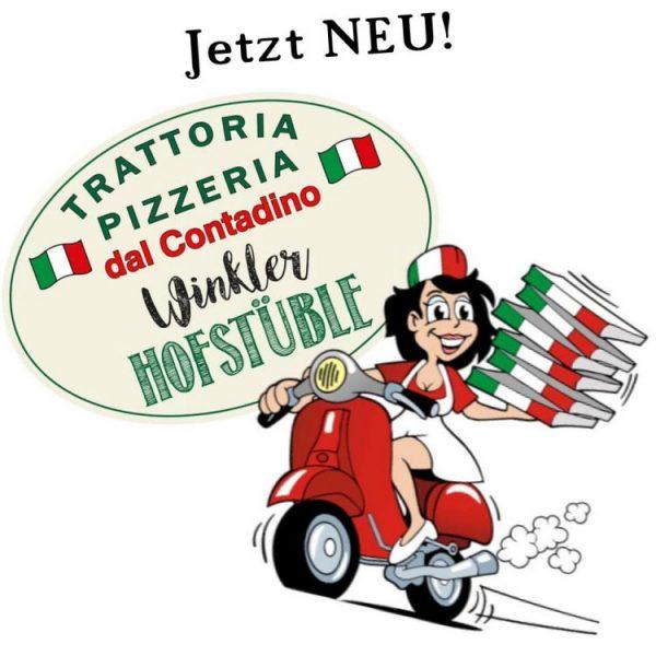 Pizza Lieferservice Gaggenau Winkel, Oberweier, Bischweier Kuppenheim Ottenau,